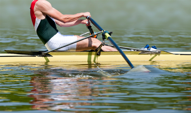 6- rowing