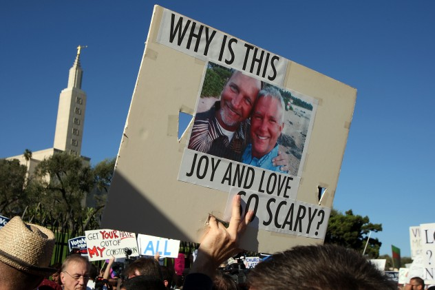 Prop 8 Opposition Group Discusses Latter Day Saints Support Of Proposition