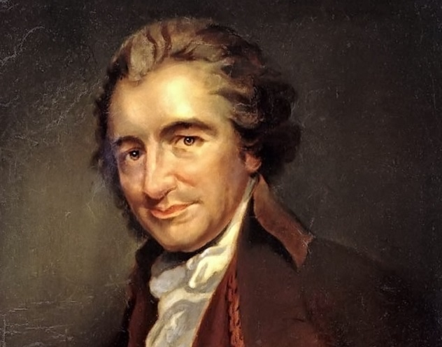 Why did Thomas Paine Write Common Sense