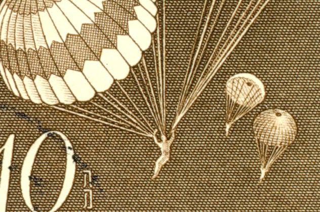 4- parachute