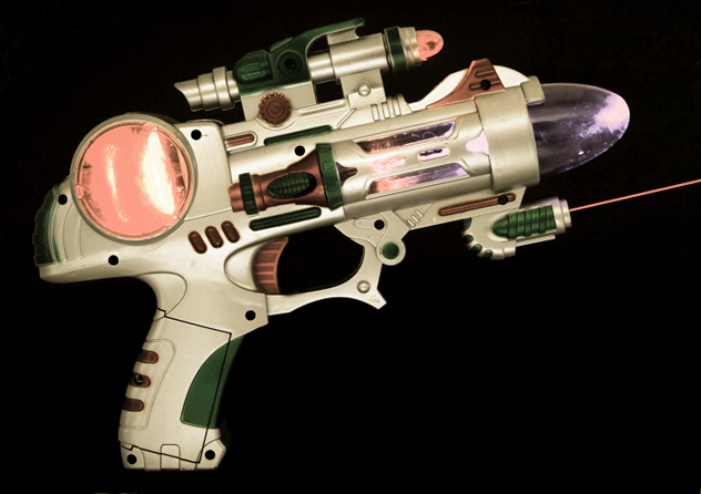 10 Scary Sci Fi Weapons That Could Theoretically Exist