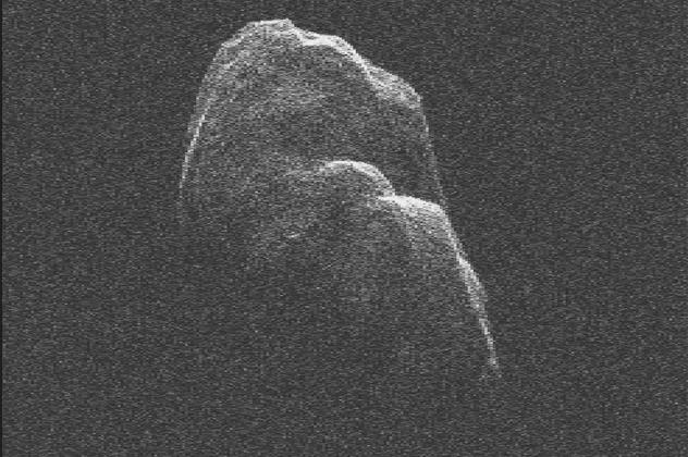5- asteroid rotates