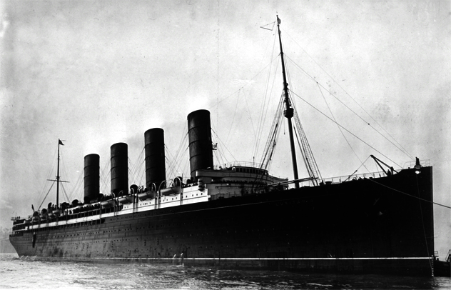 1- Lusitania