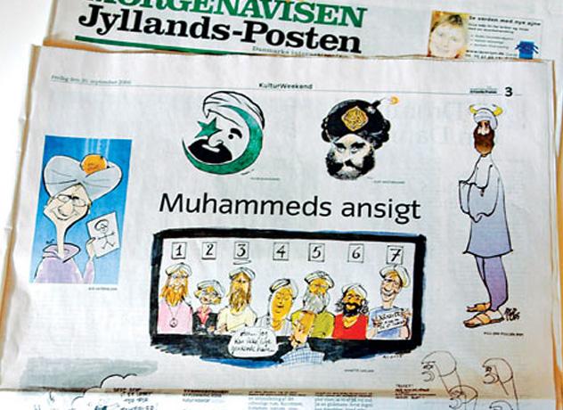 3- muhammad charlie hebdo