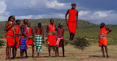 Masai Featured