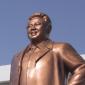 Kim Jong Il Statue Featured