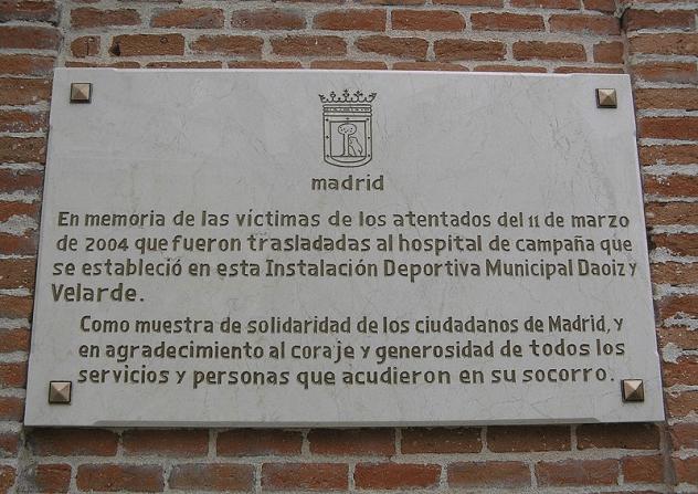 Madrid Memorial