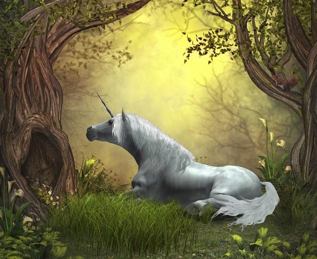 Woodland Unicorn
