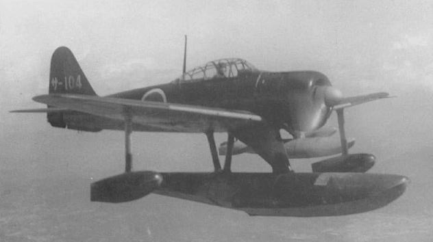 Nakajima A6M2-N 'Rufe'