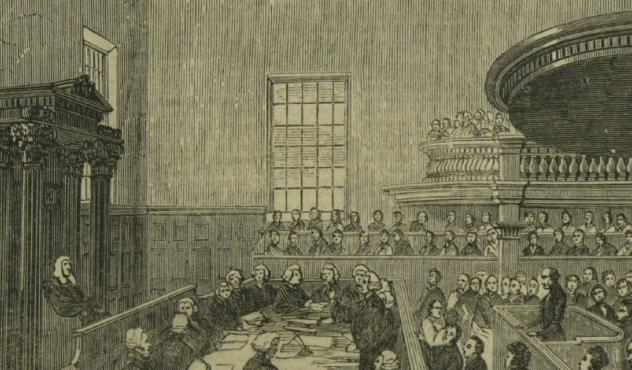 John Tawell Trial