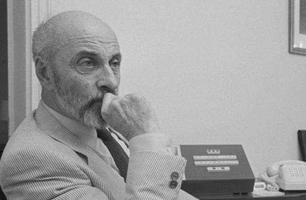 Francois de Grossouvre