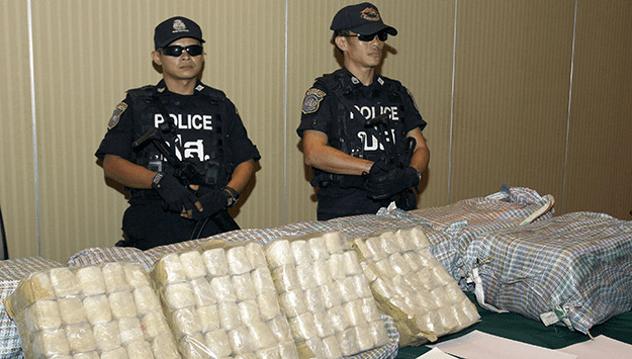 Thai Drug War