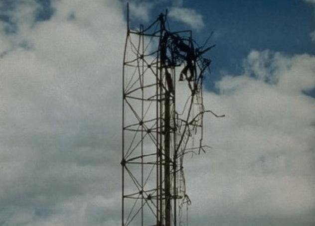 Uranium Hydride Test Tower