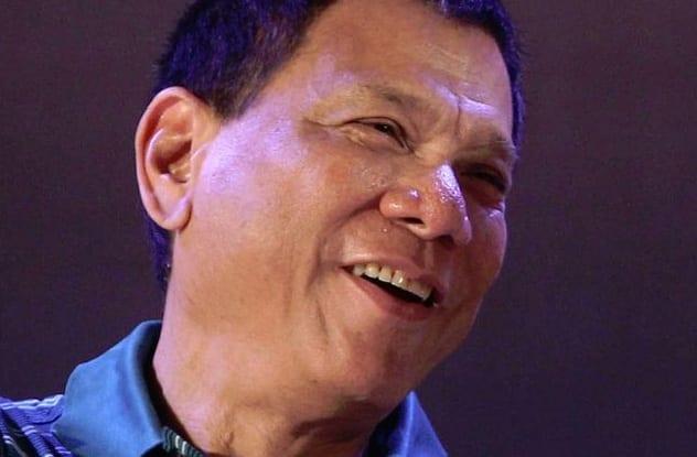 3-9 - OMG! President Digong is now in Listverse! - Tira-Pasagad | Saksak-Sinagol