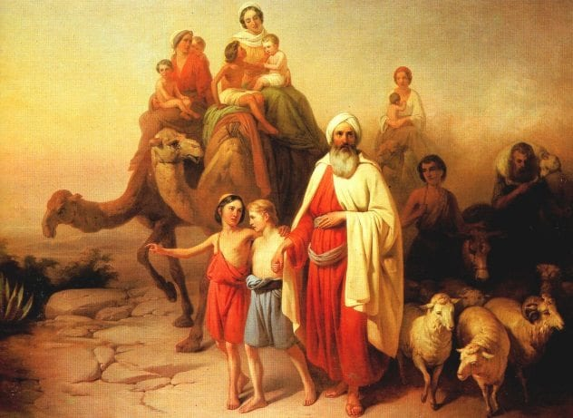 abraham-and-family