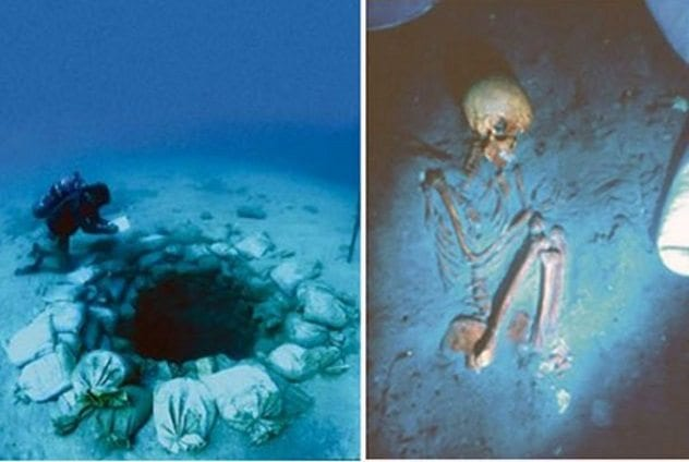 atlit-yam-skeleton