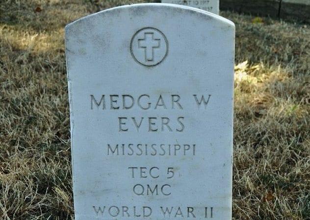 medgar-evers-grave