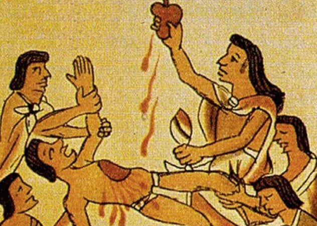 Historical Misconceptions 2-aztec-sacrifice