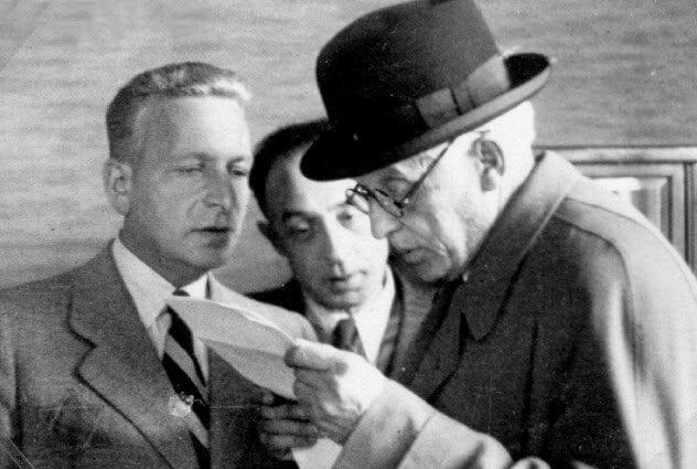 Nazi Collaborators 7-mordechai-chaim-rumkowski