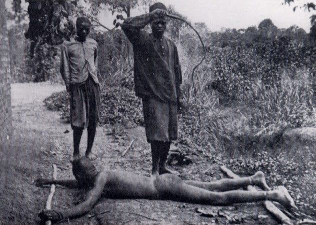 Image result for congo genocide