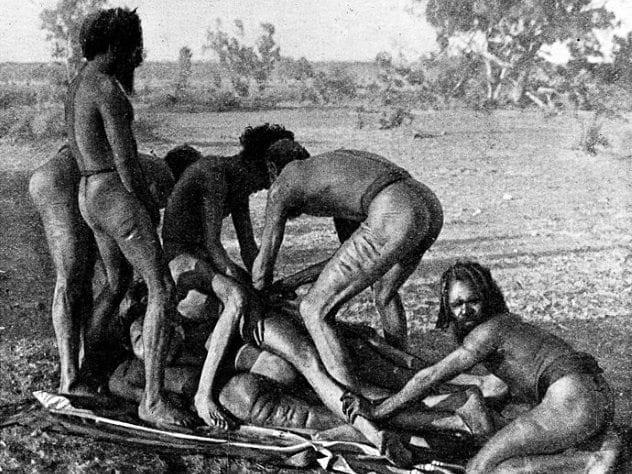 Aboriginal Penis Cutting
