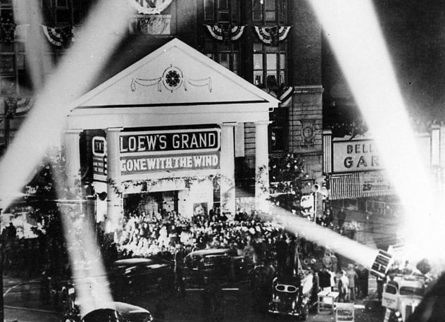 Gone with the Wind Premiere