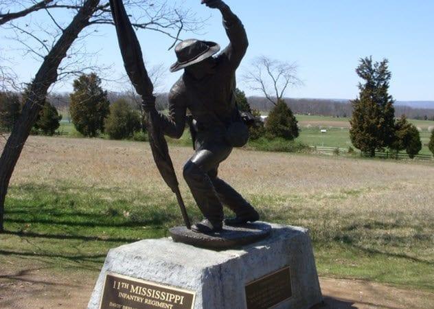 1-11th-mississippi-monument-gettysburg