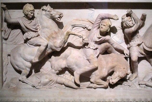 Alexander Conquering