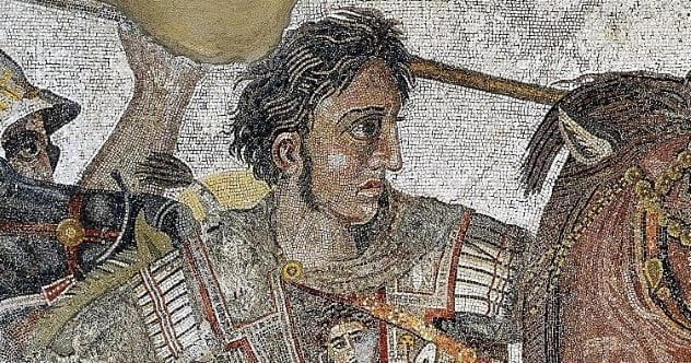 Alexander The Great Featured