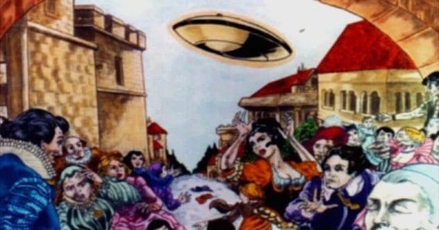 Marseilles UFO Featured