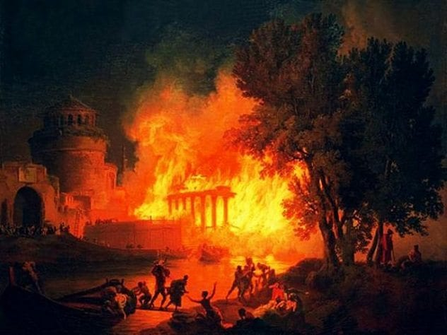 Great Fire of Rome 3