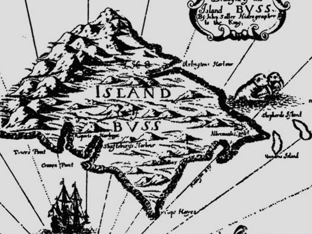 pulau hantu