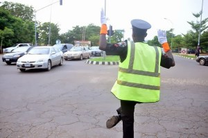 traffic warder worst job in africa