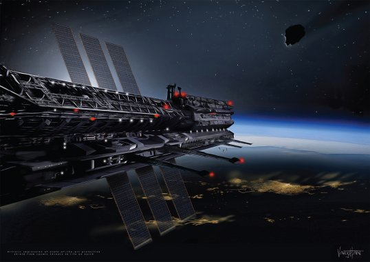 First nation on earth asgardia