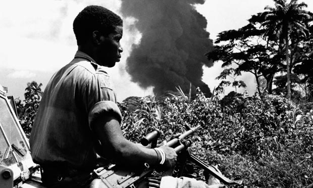 Nigerian civil war