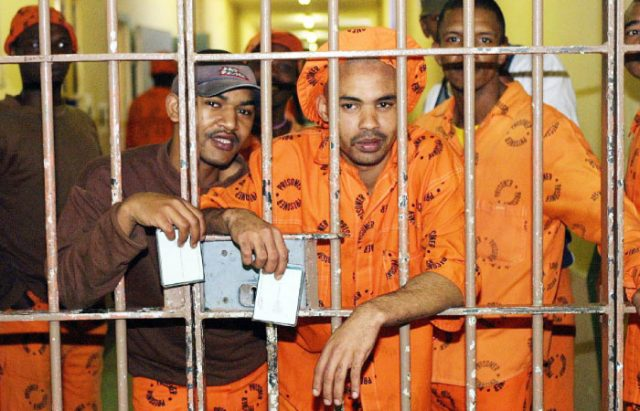 Top 10 Countries in Africa With The Most Prisoners