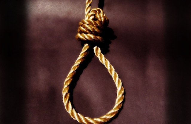 Suicide rate going up in nigeria