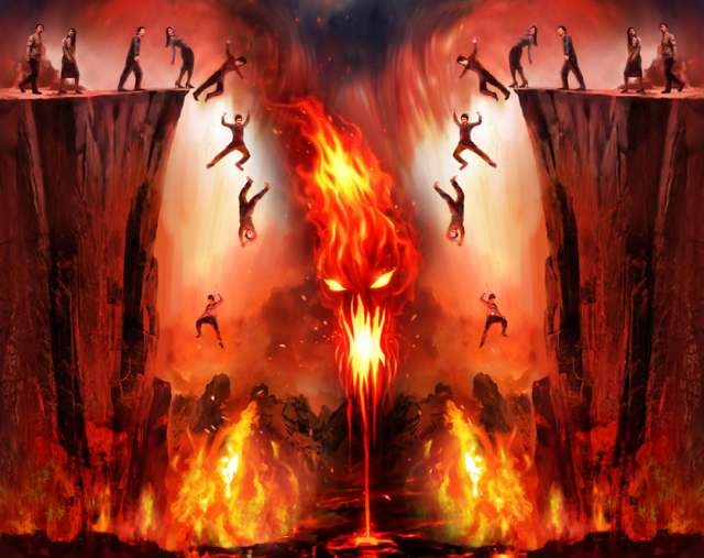 Visions Of Hell