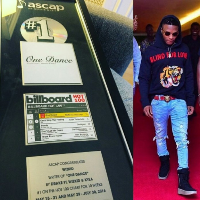Nigeria's Wizkid: Top 10 Records Wizkid Has Broken