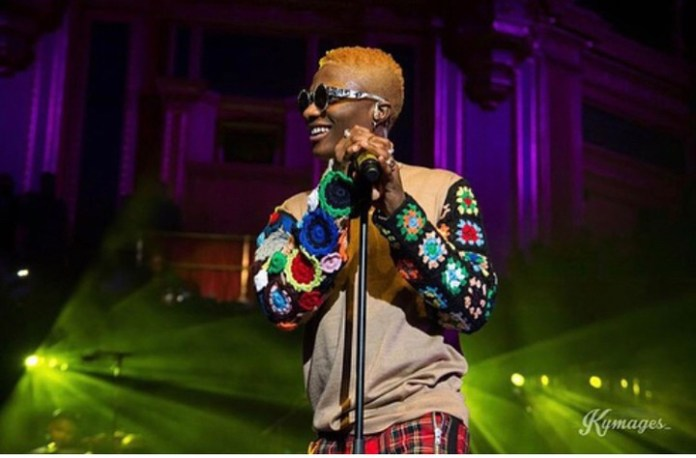 Wizkid broke another record