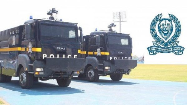 Top 10 Best (and Worst) Police Force in Africa 2017