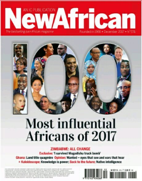 Meet The 23 Most Influential People In Nigeria