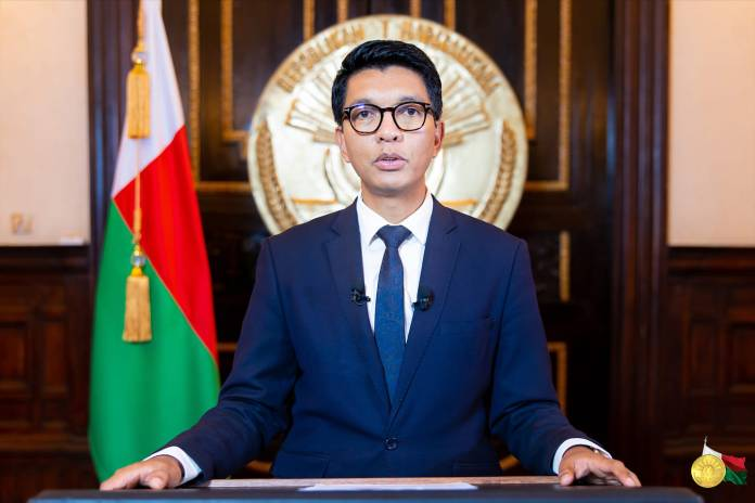 Andry Rajoelina is the second Youngest Presidents in Africa