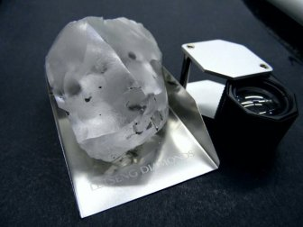 Fifth Largest Diamond Found In Lesotho Mine