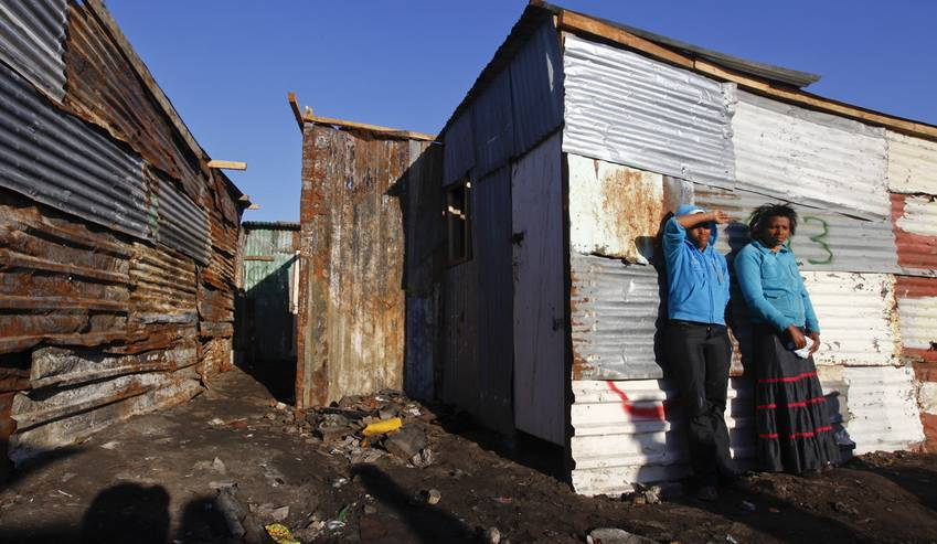 Majority Of Black South Africans Live In Poverty, Report