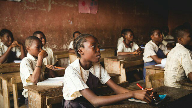 Dysfunctional Education System in Africa