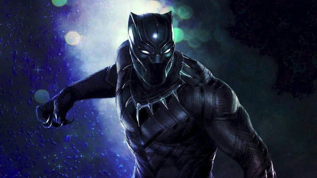 'Black Panther' Becomes First