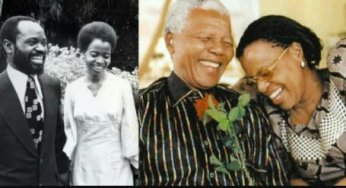 Graca Machel is the only women to have ever been first lady of two different countries