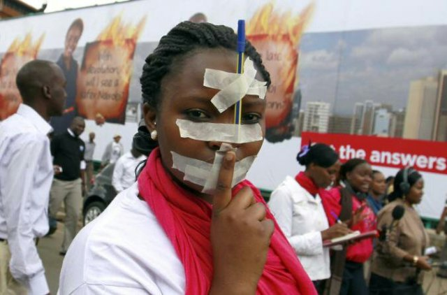 Press Freedom Index 2018: Worst Ranking African Countries