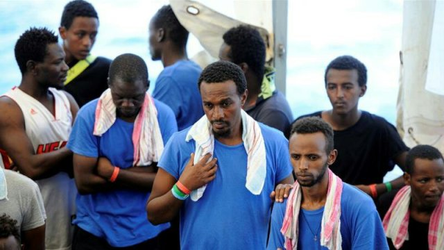 Over 1,600 Africans Died in Mediterranean this Year: UN